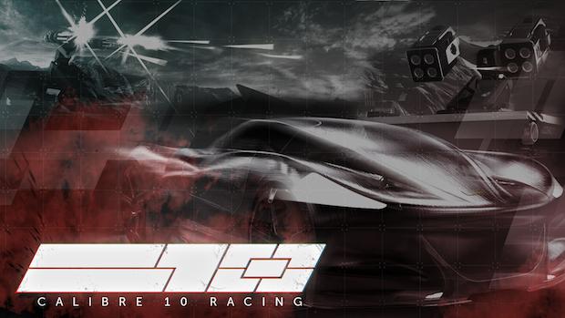 Calibre 10 Racing gratuit sur PC (Jeu en alpha - Dématérialisé)