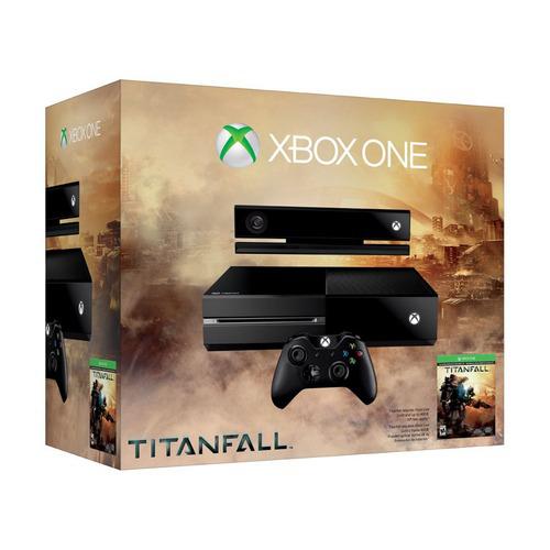 Pack Console Xbox One + Titanfall (Dématérialisé)