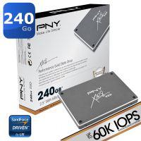 """SSD 2.5"""" PNY XLR8 240 Go"""