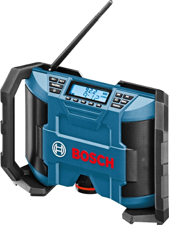 Radio de chantier Bosch GML 10.8 V-LI