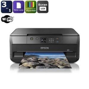 Imprimante 3en1 Epson Expression Premium XP-510  (Avec ODR de 20€) + 40€ en bons d'achats
