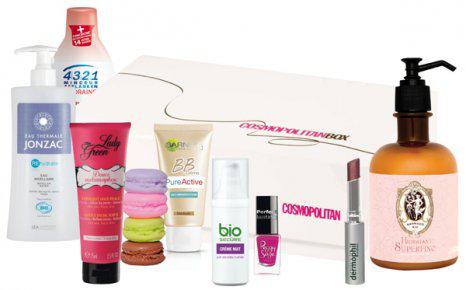 Box Belle aux Beaux Jours (Sélection de 9 produits de beauté)