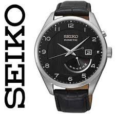Montre Quartz Seiko Kinetic SRN051P1