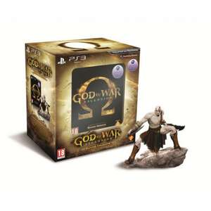 God of War Ascension Edition Collector + Livre exclusif