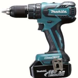 Perceuse Makita DHP459RMJ  18V / 4Ah + 2 batteries + malette de transport