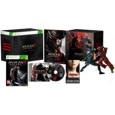 Ninja Gaiden 3 édition limitée - Xbox 360