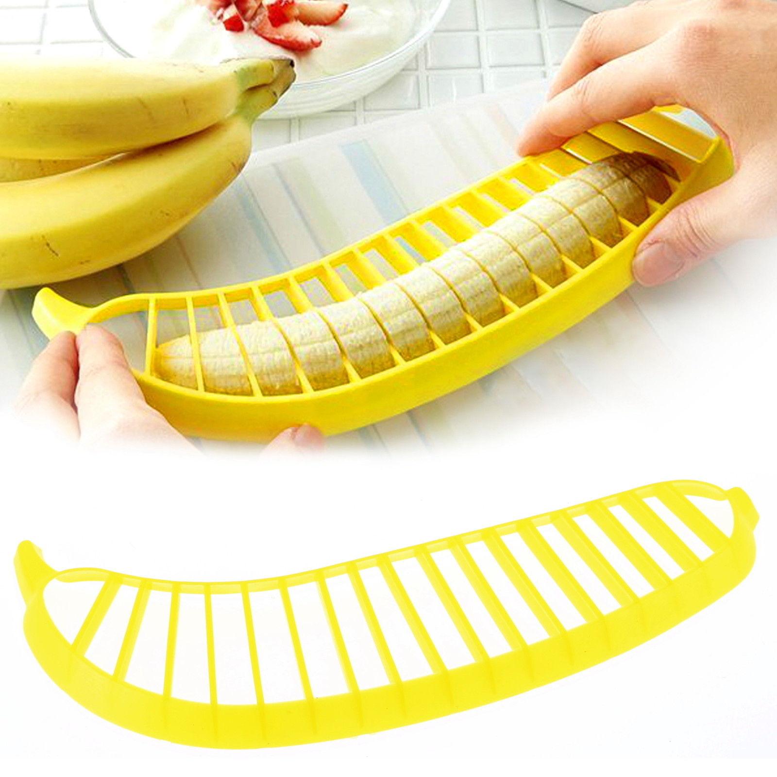 Coupe banane (pour  les salades de fruits...) à 0.82€ ou