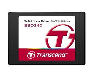 """Disque SSD 2,5"""" Transcend 256 Go - SATA III"""