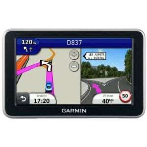 "GPS Garmin Nüvi 2440  - Europe (24 pays) - Taille d'écran 5"""