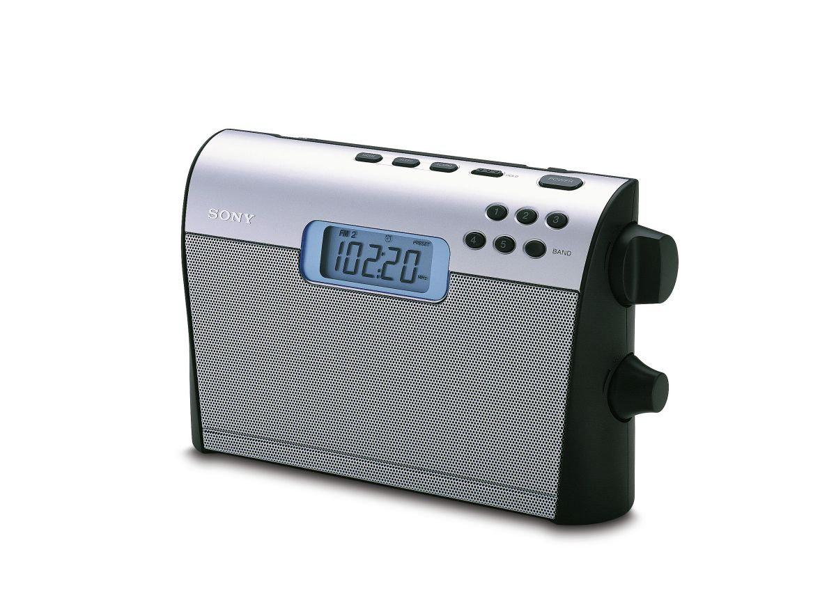Radio FM portable numérique Sony ICF-M600