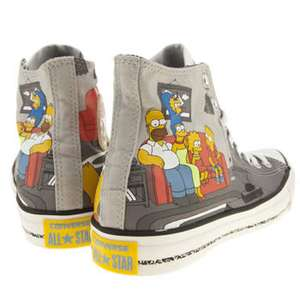 Chaussures Converse All-Stars Simpsons