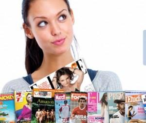 -15€ sans minimum d'achat en abonnement presse