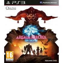Final Fantasy XIV A Realm Reborn sur PS3 + transfert sur PS4 gratuit