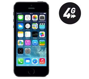 Smartphone Apple iPhone 5s 16 Go - gris sidéral, 4G (Import)