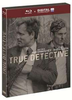 Coffret True Detective + 10€ de chèque cadeau (adhérent) en DVD à 25.99€ ou en Blu-Ray