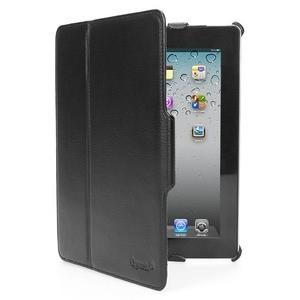Etui convertible en stand Cygnett Folio Armour Noir pour iPad 2
