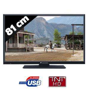 "TV 32"" Continental Edison DLED32ML3 Direct LED (1366 x 768)"