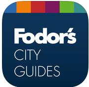 Application Fodor's City Guides gratuit sur iOS