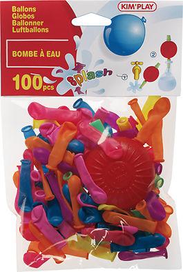 Lot de 100 ballons bombe à eau