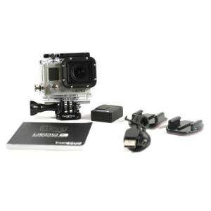 camera GoPro Hero 3 White Edition - Reconditionnée