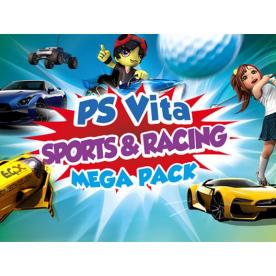 Mega Pack Sport et Course : 8 jeux PS Vita (Dématérialisé)