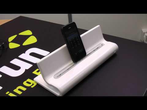 Station d'accueil universelle Quirky Converge (pour smartphones, tablettes...)
