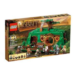 Lego The Hobbit 79003 : La rencontre à Cul-de-sac