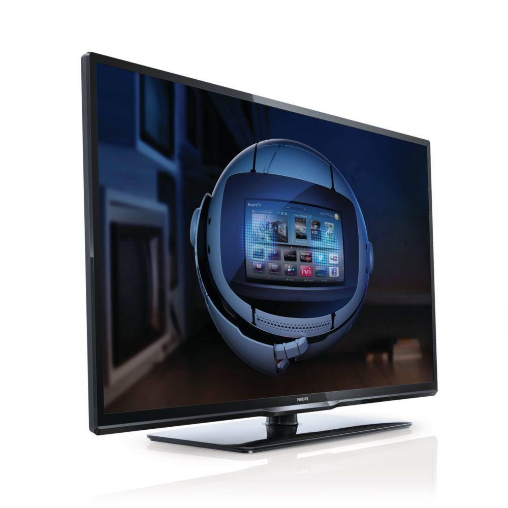 Télévision Philips 40PFL3208H - Full HD - Smart TV - DLNA