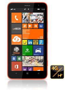 Smartphones Nokia en promo (100€ ODR) - Ex : Lumia 1320