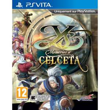 Ys Memories of Celceta, Dragon's Crown, Danganronpa sur PS Vita - L'unité