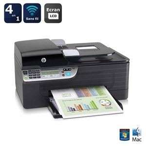 Imprimante multifonctions HP Officejet 4500 WiFi (CN547A)