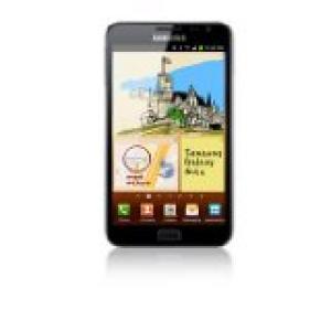 Samsung Galaxy Note avec ODR (100€)
