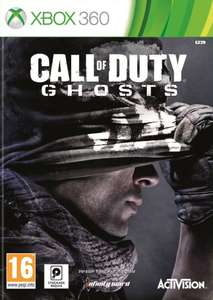 Jeu Call of Duty Ghost sur Xbox 360, PS3 ou PC