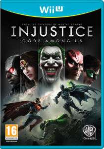 Injustice : Gods Among US sur Wii