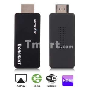 Dongle Tronsmart T1000 Mirror 2 TV Miracast/DLNA/EZCAST
