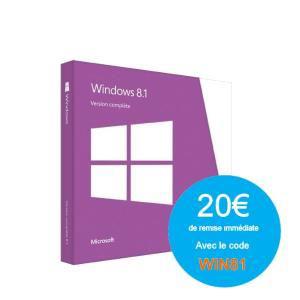 Windows 8.1 Version Compléte