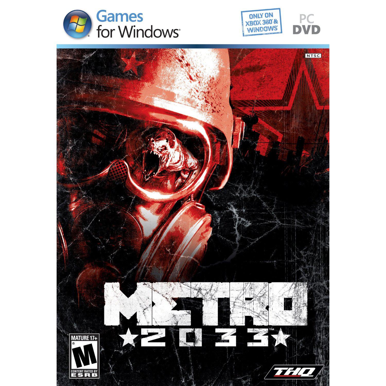 Metro 2033 sur PC (Dématérialisé - Steam)