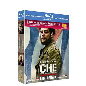 Coffret Blu-ray -  Che - L'Intégrale (2 films) - Edition Spéciale Fnac Inclus les 2 Livrets inédits de 24 pages sur les Films