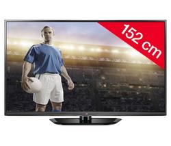 """TV Plasma 60"""" LG 60PN6500 Full HD"""