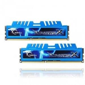 G-Skill Ripjaws X DDR3 PC3-17000 - 2 x 4 Go (8 Go) 2133 mhz - cas 9