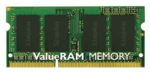 RAM Kingston KVR16S11S8/4 4 Go PC3 - 12800 CL11 204 broches DDR3