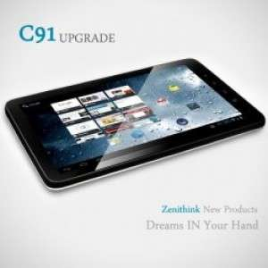 Tablette tactile 10 pouces Zenithink ZEPAD ZT280 C91