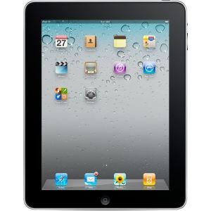 Apple iPad 1 - 64GB, WiFi , 3G + Etuit Folio en cuir - Reconditionné