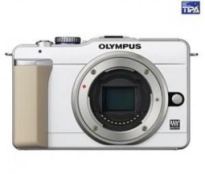 Appareil photo Olympus Pen E-PL1 nu blanc