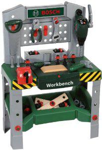 Etabli jouet Bosch Workbench avec accessoires