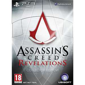 [Offre Adhérent] Assassin's Creed Revelations - Edition Collector sur PS3