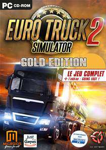 Euro Truck Simulator 2: Gold Edition sur PC ( ou War of the roses: Kingmaker 4,99 €)