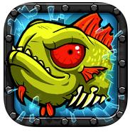 Jeu iOs Zombie Fish Tank Gratuit (au lieu de 0,89€)