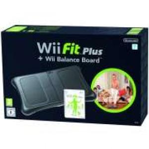 Wii fit plus ( pack avec balance board )