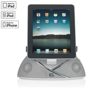 Station d'accueil iPhone / iPad / iPod JBL OnBeat Blanc